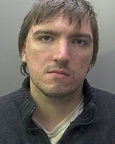 Kieran Burton, 28, (pictured) and Guy Delph, 29, admitted abusing four girls aged between three and