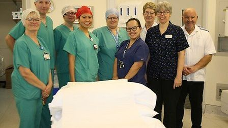 The Ely Day Surgery Unit will reopen to patients on Monday, July 27. NOTE – Photo was taken before s