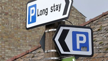The temporary lifting of time restrictions on Ely's free car parks will end from August 1. So check