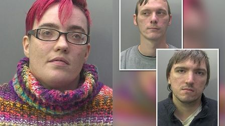 Kieran Burton, 28, and Guy Delph, 29, admitted abusing four girls aged between three and 10 over a p