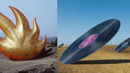 StormStudios and Storm Thorgerson's ?Storm Warning!' exhibition is at Haddenham Arts Centre from Aug