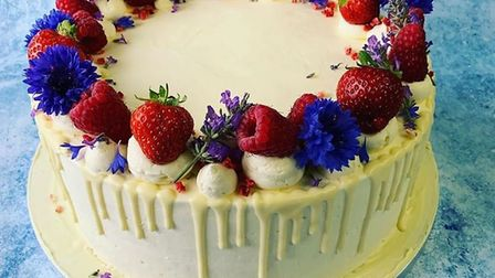 Tom's Cakes is defying the damaging effects of the coronavirus pandemic by opening a cake shop and c