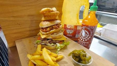 American restaurant Inferno BBQ is coming to Broad Street in Ely - having already proved popular as