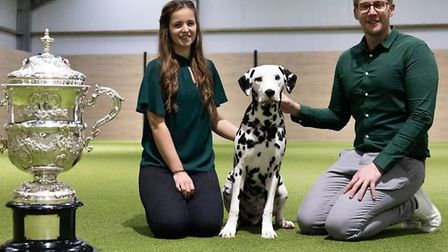 The Kennel Club has created a new video, 'How to Get Started in Dog Showing', in which Charlotte-Lou
