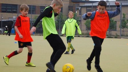 Norwich City FC's regional development programme is offering two free spaces for their summer camps