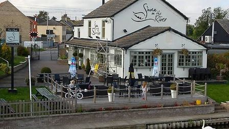 The Swan on the River in Littleport