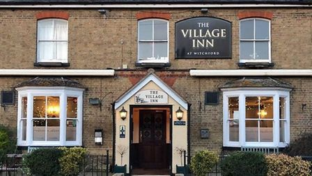 The Village Inn at Witchford