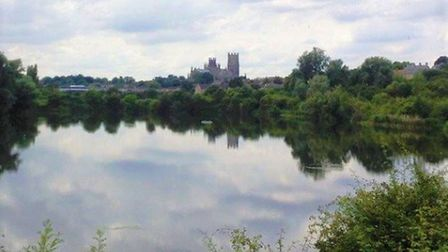Pymoor and District Angling Club have been taking to the River Ouse following the easing of coronavi