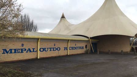 The Mepal Outdoor Centre that could be converted to a crematorium.Picture:: Seb Pearce`