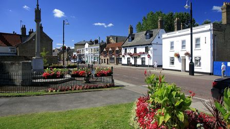 Chatteris town centre. Fenland District Council is updating its Local Plan, which shapes how Fenland