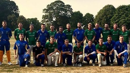 A charity cricket match between Wilburton CC and Ely City FC Reserves will raise funds for the Malco