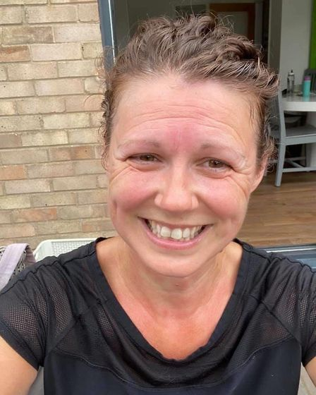 Three Counties Running Club members took part in a series of challenges arranged by teammate Sarah L
