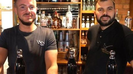 Wicken pub The Maid's Head served 170 meals on the first day of the government's 'Eat Out to Help Ou
