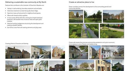 Just 13 people attended a public consultation on the proposals by Taylor Wimpey for their homes deve