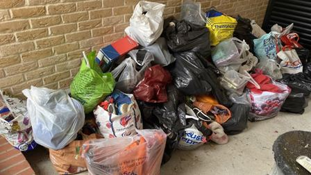 100 pairs of football boots and dozens of sports kits donated by Ely residents have been collected f