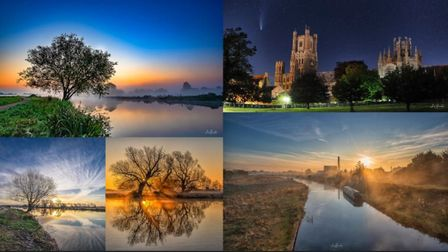 Lisa Verrinder, an NHS worker and photographer from Littleport, has captured Fenland'?s natural beau