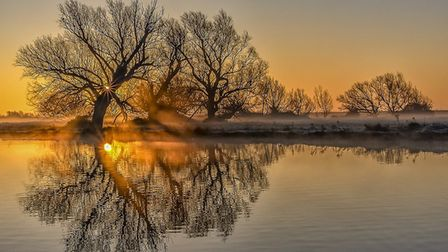 Lisa Verrinder, an NHS worker and photographer from Littleport, has captured Fenlands natural beauty