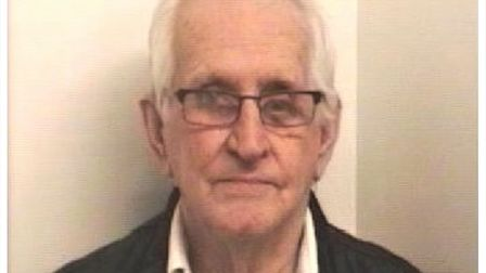 Dennis King, seen in this 2013 mugshot, was repeatedly convicted of sexual offences in and around Pe