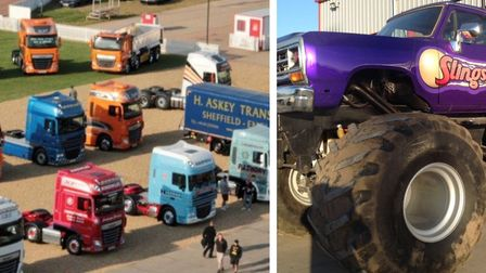 Truckfest is back in Peterborough. At the showground for the August Bank Holiday weekend. Picture: T