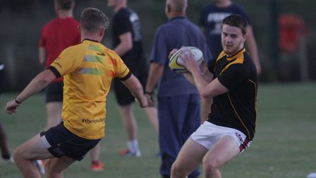 Ely Tigers Rugby Club welcomed back players to training, including Stacy Mould who recovered from co