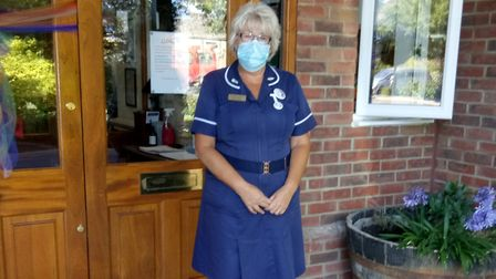 Waterbeach Care Home is among the organisations which has received masks made by a volunteer goup ca