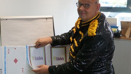 Learning disability charity The Edmund Trust and Eddie's have delivered over 950 educational session