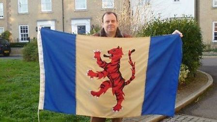 A campaign for the Fenland Flag to achieve national status was told it required more support from ad