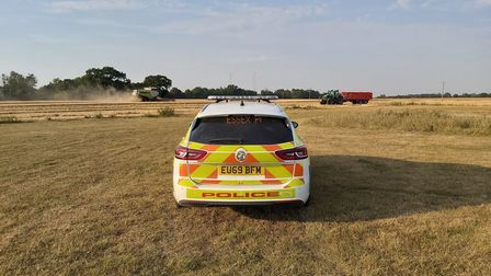 Essex Police have been taking action against hare coursing activities. Picture: Essex Police