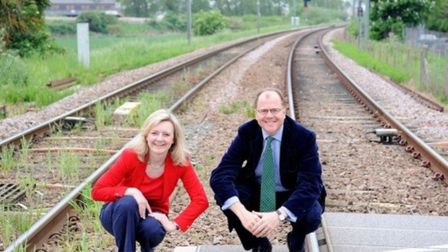 In 2015 Elizabeth Truss MP and George Freeman MP met at the Queen Adelaide level crossing close to t
