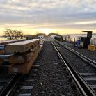 Network Rail has identified a way of safely delivering repair work at Manea (pictured) over a series