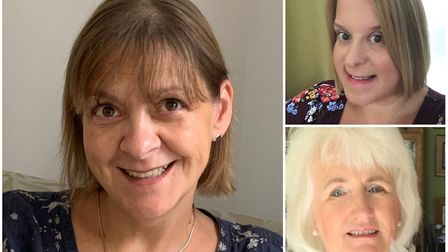 Ely Hero Awards 2020: Here are your Community Champion finalists. Jules Hillier, Hayley Ellis and Ro