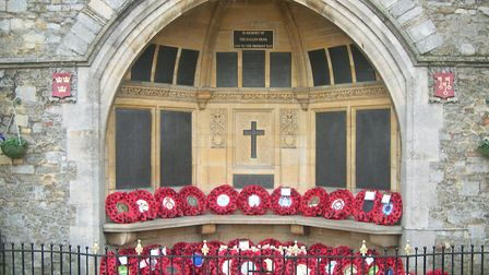 The 80th anniversary of the Battle of Britain will be honoured at Ely War Memorial on Saturday (Sept
