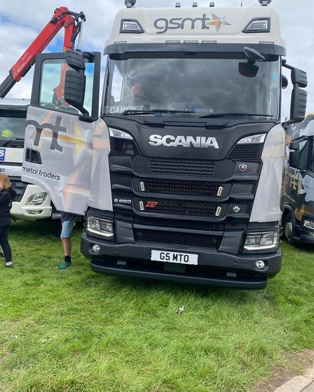 Truckfest 2020 still went ahead at the East of England Arena in Peterborough on August 30 and 31. Pi