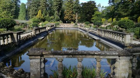 The Gardens of Easton Lodge, in Little Easton near Great Dunmow. Picture: The Gardens of Easton Lodg