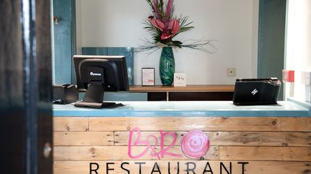 Despite their wedding and events company B&R Dining coming to a standstill as a result of the ongoin