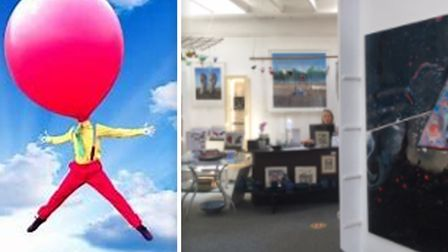 Live shows are returning to Haddenham Arts Centre with a giant balloon show taking place on Septemb