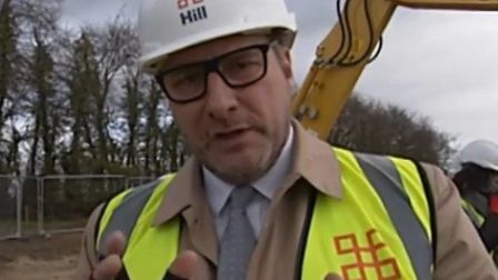 In July Mayor James Palmer said there is an urgent need for the affordable homes scheme to work acro
