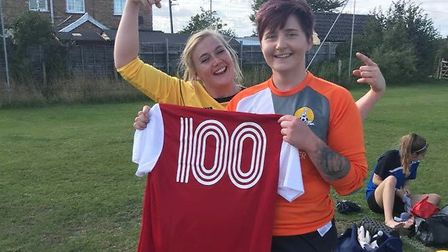 rch Town Ladies progressed in the FA Cup after edging a thrilling extra preliminary round tie with H