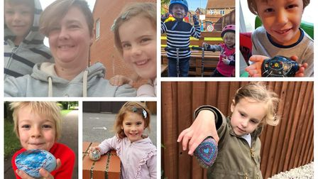 Ely Rock Eels held their 'out of this world' event over the August bank holiday weekend, where young