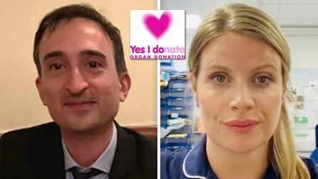 Cambridge University Hospitals are urging people to sign up for organ donation as part of Organ Dono