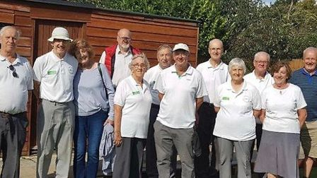 Burwell Bowls Club have launched a fundraiser to help secure its future after feeling the effects of