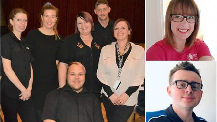Ely Hero Awards 2020: Here are your Colleague of the Year finalists. Lola Howell (and her team), Nao