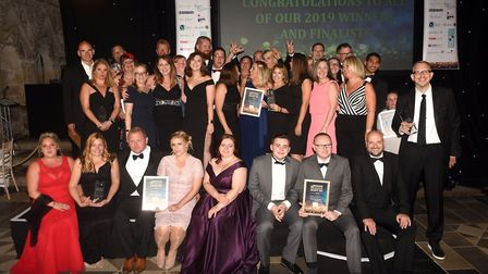 East Cambs Business Awards 2020 cancelled due to ongoing COVID-19 pandemic. All of last year's winne