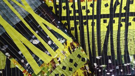 After nearly two years in planning, the Babylon Gallery in Ely will host Anglia Textile Works' 'In T