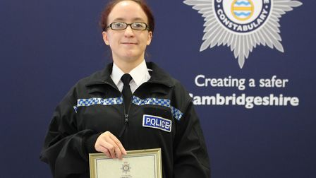 PC Kirsty Rollo. Picture: Supplied