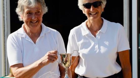 Ely City Golf Club held their club championships amid the coronavirus pandemic while also enjoying s