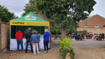 The Kings Arms in Ely organised a fundraising event in aid of the East Anglia's Children's Hospices.