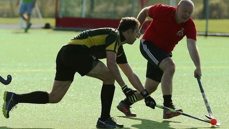 Ely City Hockey Club marked a return to match action with their Presidents Day fundraiser where team