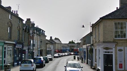 Improvements for cyclists and pedestrians be made to Soham town centre. Pictures: Google Street View