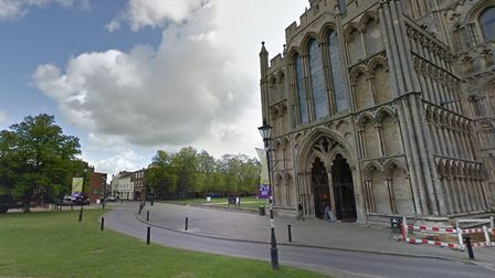 Cycle lanes on roads near Ely's historic area are among the schemes being looked into. Pictures: Goo